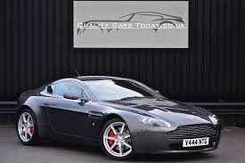 Used Aston Martin V8 Vantage Manual V8 Vantage Manual U103 For Sale