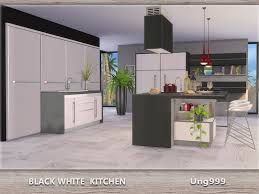Small Picture A fresh and modern kitchen set for your sims Found in TSR