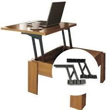 2 pcs table hinges lift up