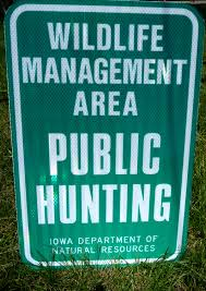 find public land for hunting iowa dnr wildlife management areas