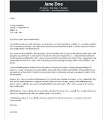 Cover Letter For Aged Care Worker Application Letter For A Childcare