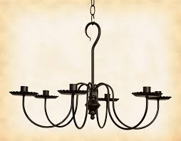 candle chandelier non electric wrought iron chandeliers lighting black lamp shades replacement archived on lighting