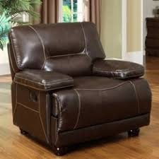 dark brown leather recliner chair. Brown Leather Chair Reclining Dark Recliner O