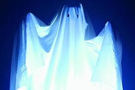 hanging sheet how to make a hanging ghost outdoors home guides sf gate