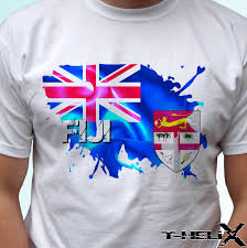 Fiji T Shirt Designs Fiji Island Flag White T Shirt Top Country Design Mens Pride Dark T Shirt Trousers Tshirt Suit Hat Pink T Shirt Custom Shirt Black Shirts From