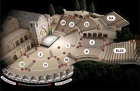 Montalvo Saratoga Seating Chart The Mountain Winery