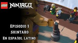 Ninjago - Temporada 13 - Episodio 1 - Shintaro - En Español Latino HD - En  la descripcion - YouTube