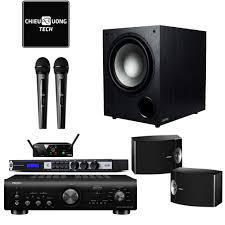 Bộ dàn Karaoke: Loa Bose 301 V kết hợp Ampli Denon PMA-800NE – Chiêu Dương  Tech