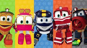 Robot Trains Dessin Anim Entier Piwi Episode 1 L Dessin De Train L