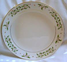 Christmas China and Crystal Replacement, Tableware