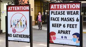 Los Angeles County Recommends Masks ...