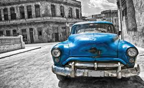 Vintage Car Fotobehang Behang Bestel Nu Op Europostersnl