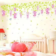 childrens wall stickers decoration children wall sticker wisteria room decor kids boy photo wallpaper home art