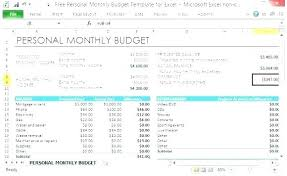 Personal Monthly Budget Spreadsheet Household Budget Spreadsheet Uk Monthly Budget Template Personal