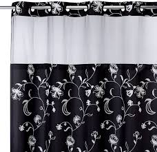 bed bath beyond hookless 71 inch x 74 inch fiona shower curtain