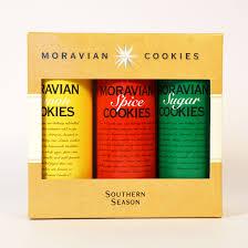 clic moravian cookies 15 5 oz gift trio