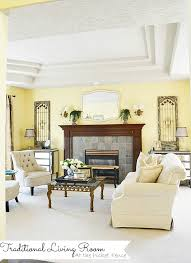 french formal living room. Traditional-formal-living-room Www.atthepicketfence.com French Formal Living Room
