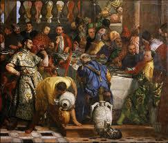 kART à voir: n°132 Les Noces de Cana (1563)Paolo Véronèse