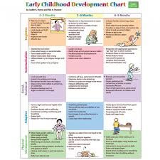 developmental milestones chart early childhood development chart 3rd edition pro ed inc brands