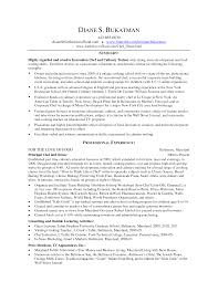 Resume Examples For Chefs Resume For Your Job Application