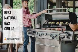10 best natural gas grills worth investing in 2019