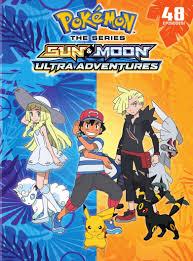 Pokemon Sun and Moon Ultra Adventures [DVD] - Best Buy