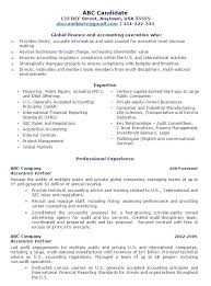 Accounting Resume Samples Accountant Resume Sample General ...