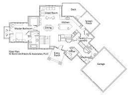 images about House plans on Pinterest   Timber Frame Houses    Post and Beam   Timber Frame Blog  One story house plans