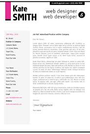 Designers Cover Letter Web Designer Resume Template Cover Letter Portfolio