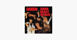 <b>Sheer Heart</b> Attack by <b>Queen</b> on Apple Music