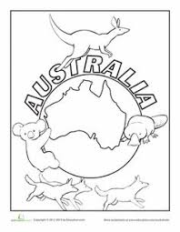 6528e3a5dc043dd71ad92b89c00545c5 work australia about australia africa coloring page coloring, places and free printables on pangea worksheet