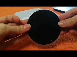 <b>Malleable Non-slip Sticky</b> Cell Pad - BLACK CIRCLE from Gearbest ...