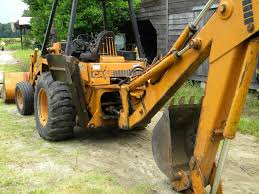 How to <b>Rebuild</b> or <b>Repair</b> Case 580 Tractor Backhoe Hydraulic ...