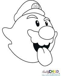Great Super Mario Odyssey Coloring Pictures Also Printable Mario