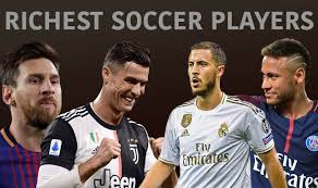 richest soccer players in the world in 2021