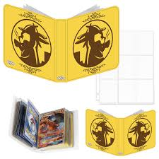 Totem World Detective Pikachu Inspired 3-Ring Binder with 25 9-Pocket Pages  and a Mini Binder Collectors Album for Pokemon Cards- Buy Online in Albania  at albania.desertcart.com. ProductId : 169907533.