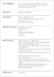 Teaching Objectives Resume – Resume Sample