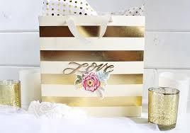 Wedding Template Impressive Template Studio Wedding Gift Bag We R Memory Keepers Blog