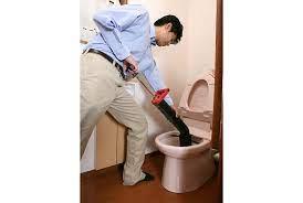 トイレ 詰まり 業者