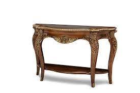 Design Toscano Saffron Hill Console Table Amazon Com Michael Amini Imperial Court Console Table