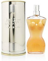 <b>Classique</b> by <b>Jean Paul Gaultier</b> Eau De Toilette for Women 50ml ...
