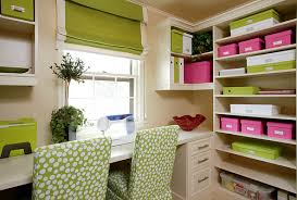 colorful home office. creative and colorful home office spaces