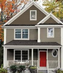 brown exterior paint color schemesPaint Color Combinations For Exterior House  Modern Interior