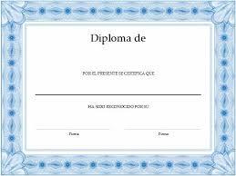formato mencion de honor plantillas de diplomas para editar i started