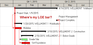 Ms Project Gantt Chart Disappeared Missing Remaining Level Of Effort Bar In P6 Pro Gantt Chart