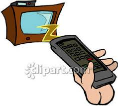 remote control clipart. hand holding remote control for tv set royalty free clipart picture i