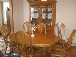 oak dining table ebay unique oak dining room table and chairs