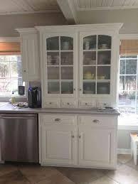 Corner Kitchen Hutch Cabinet White Kitchen Hutch Cabinet Kitchen