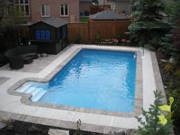 in ground pools rectangle. Beautiful Rectangle Rectangular InGround Pool Kits From 449999 Intended In Ground Pools Rectangle