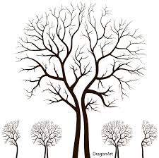 Tree Design Free Leafless Autumn Tree Design Psd Files Vectors Graphics